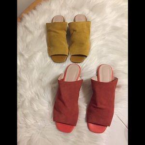 Sundance suede shoes 39